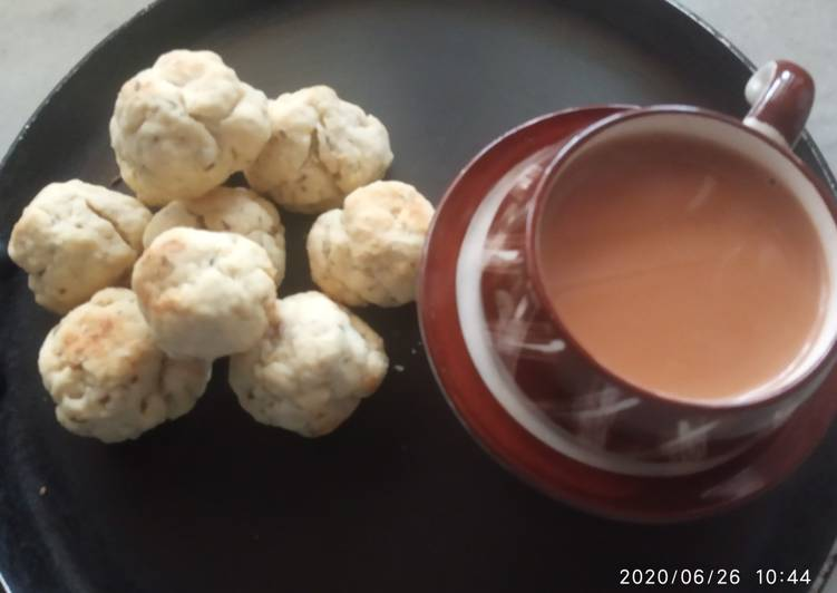 Step-by-Step Guide to Prepare Speedy Surti jeera biscuits