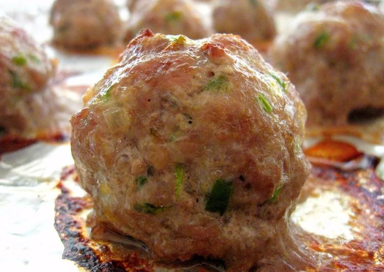 Recipe of Favorite Chili Lemongrass Meatballs