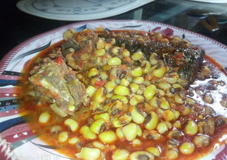 Recipe of Perfect Beans porridge