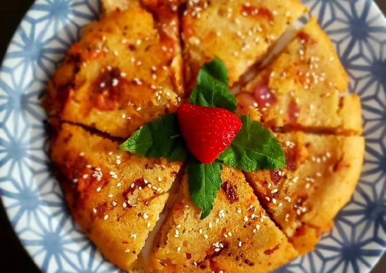 10 Minute Recipe of Cooking Handwo💕