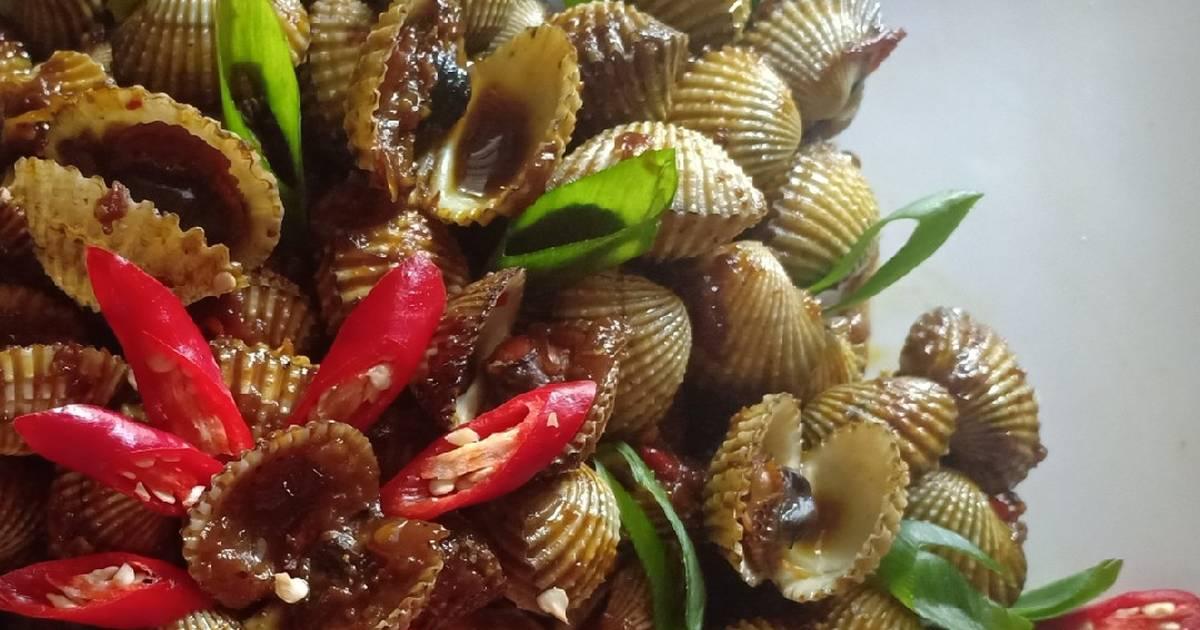 82 Resep Rica Rica Kerang Enak Dan Sederhana Ala Rumahan Cookpad