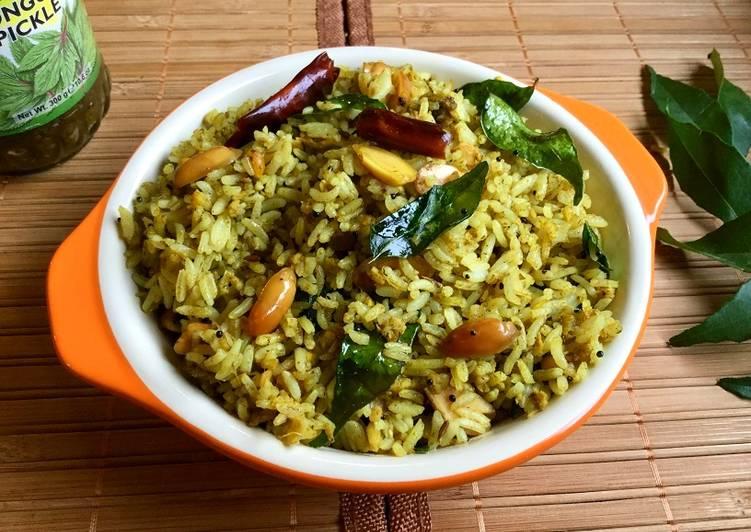 Achaari Gongura Rice