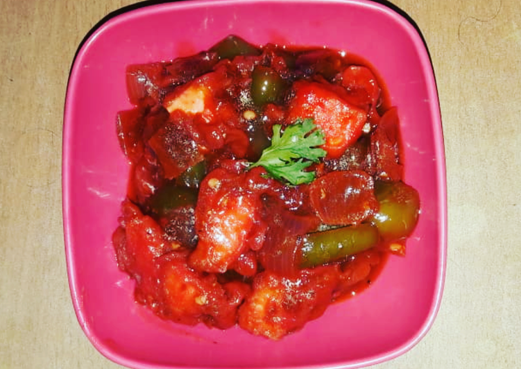 Dragon Chilli Panner