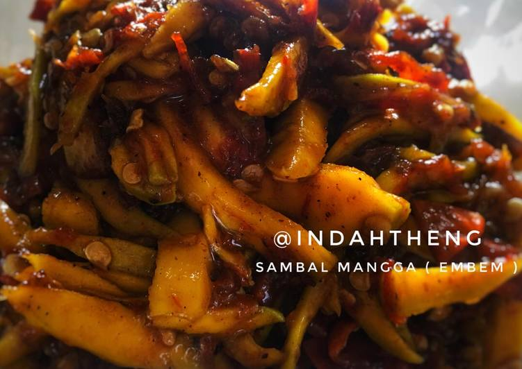 Sambel Mangga