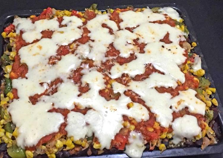 Recipe of Favorite Baked Burrito