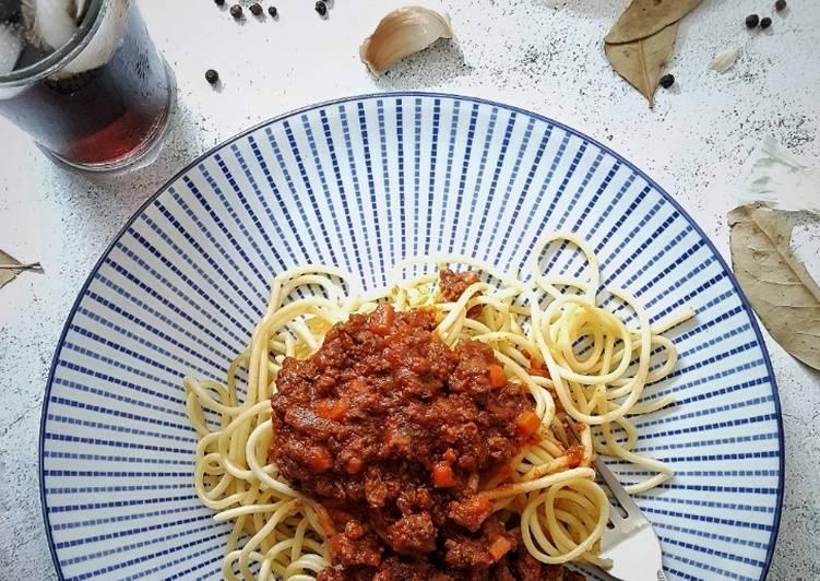 SPAGHETTI BOLOGNESE GAYA FNA #DaporAzahZahra #CookpadMY #CookpadMalaysia #Peraduanresepi #Pasta