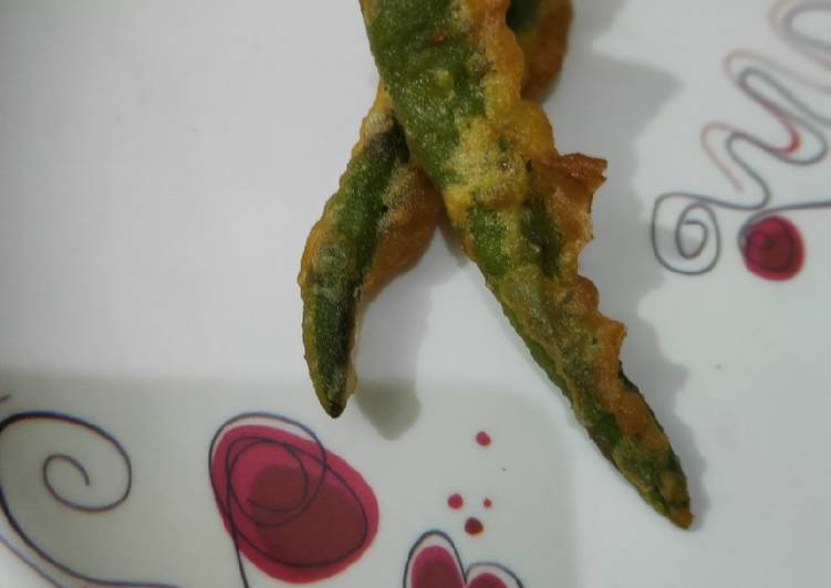 Simple Way to Prepare Most Popular Chilli fritters