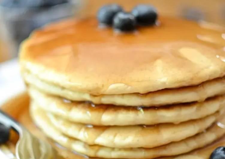Non-Dairy Pancakes