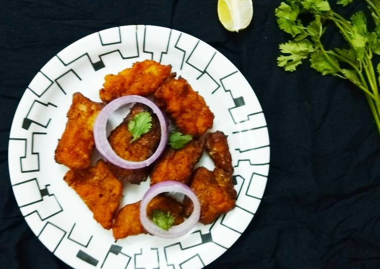 What is Dinner Easy Ultimate Amritsari Fish Fry