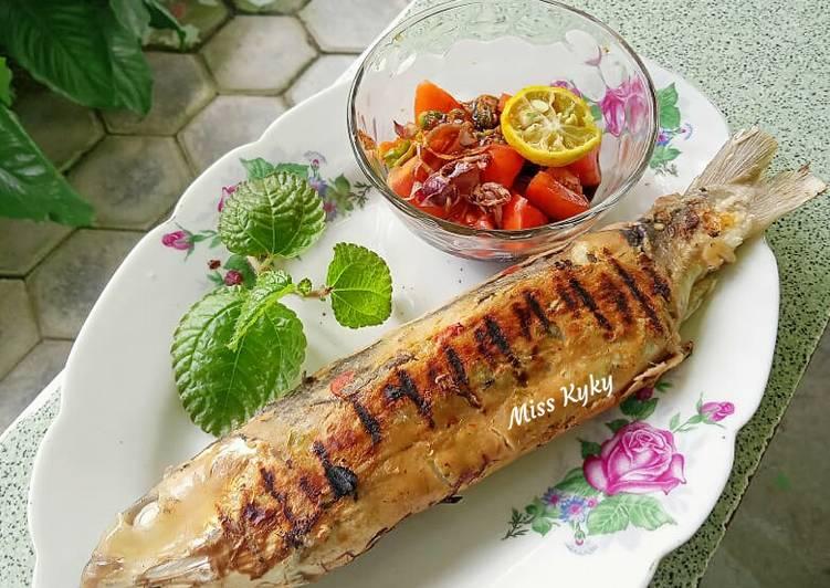 Sate Ikan Bandeng