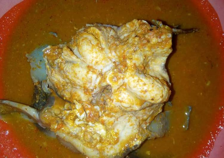 Simple Way to Make Homemade Catfish pepper soup