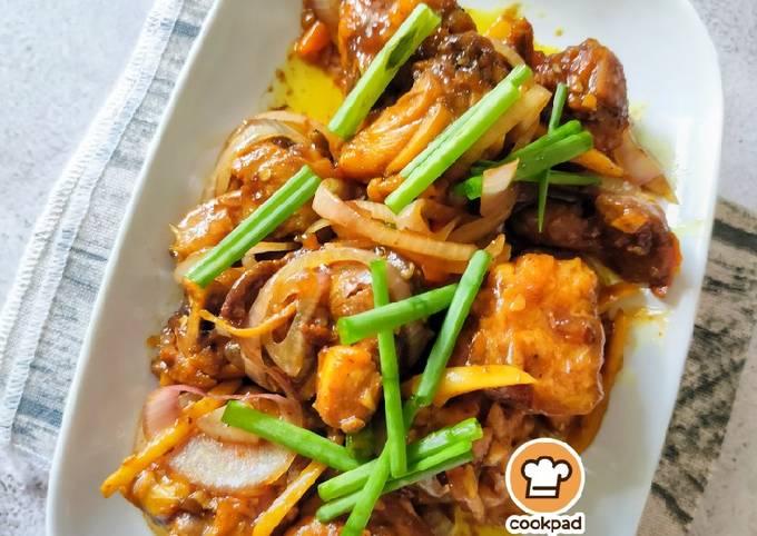 Ayam Masak Halia 🇨🇳