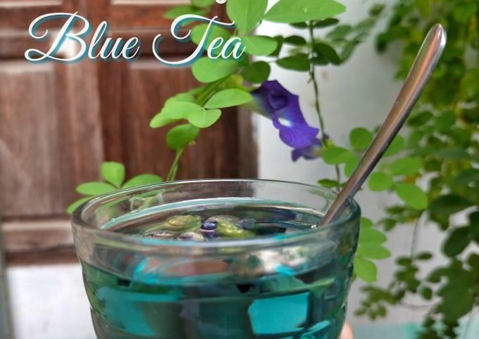 💙 Morning Blue Tea (Teh Bunga Telang)