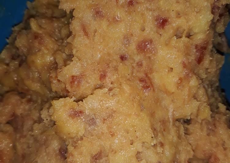 Resep Perkedel kentang daging Yang Gampang Enak
