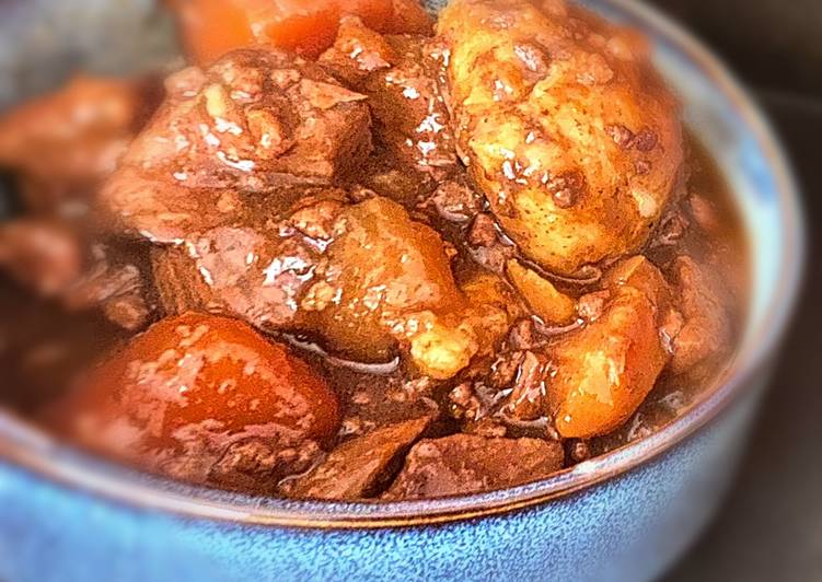 Recipe of Favorite My Mom's Stew