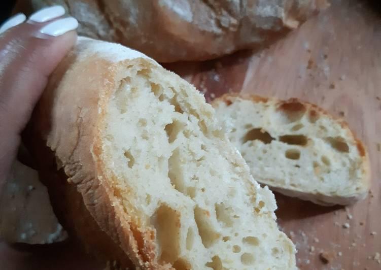 Cara Menyiapkan French baguettes Untuk Pemula!