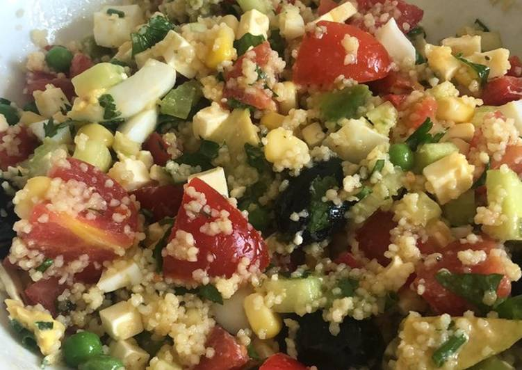 Easiest Way to Prepare Perfect Couscous