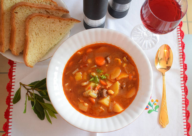 The Meals You Choose To Consume Will Effect Your Health Gulyas Soup