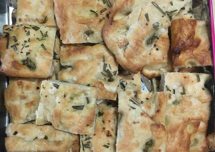 How to Boost Your Mood with Food Rosemary and Olive Oil Bread