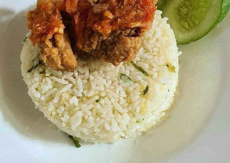 68. Ayam tepung sambal korek