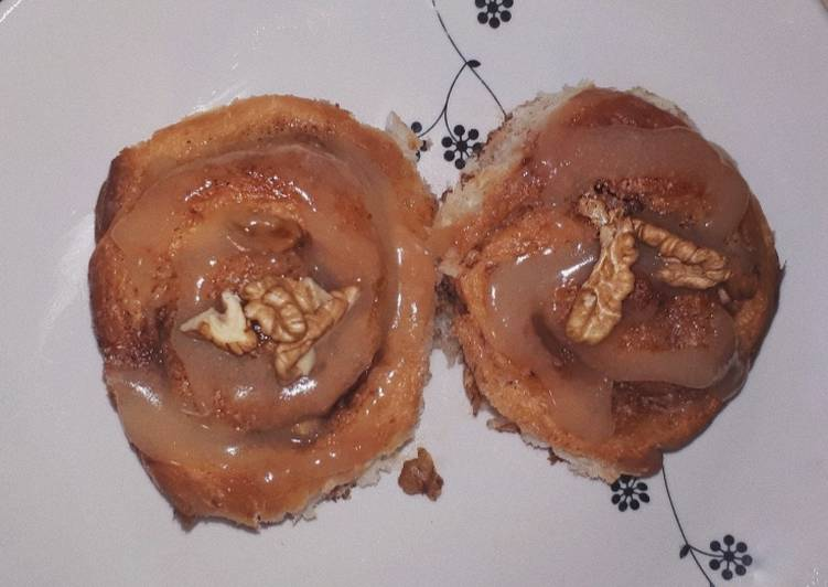 Recipe: Yummy Cinnamon Rolls