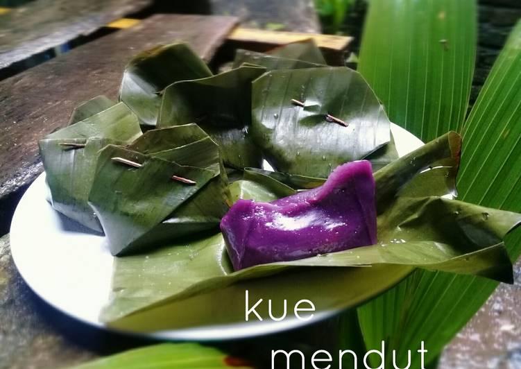 Kue mendut / kue bugis - cookandrecipe.com