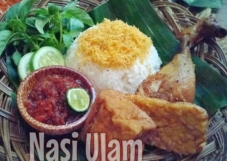 Nasi Ulam Betawi