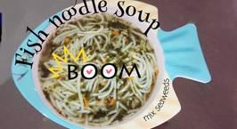 Hình ảnh món Yellowtail catfish noodle soup - Bún cá basa rong biển