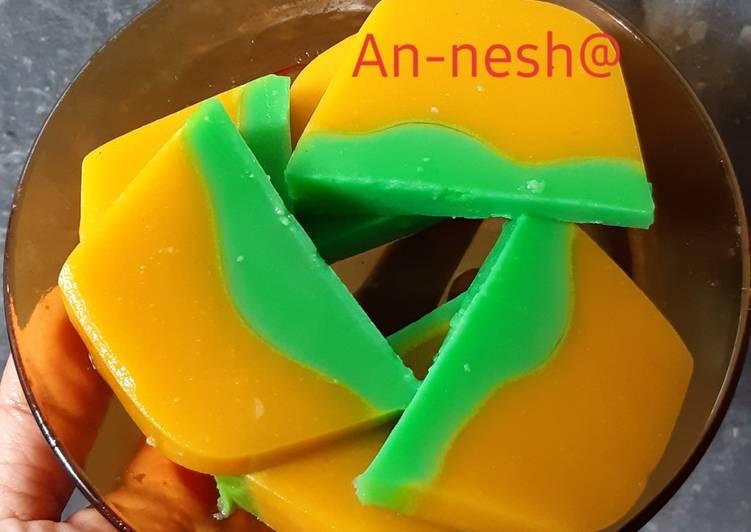 19.Puding Labu Kuning
