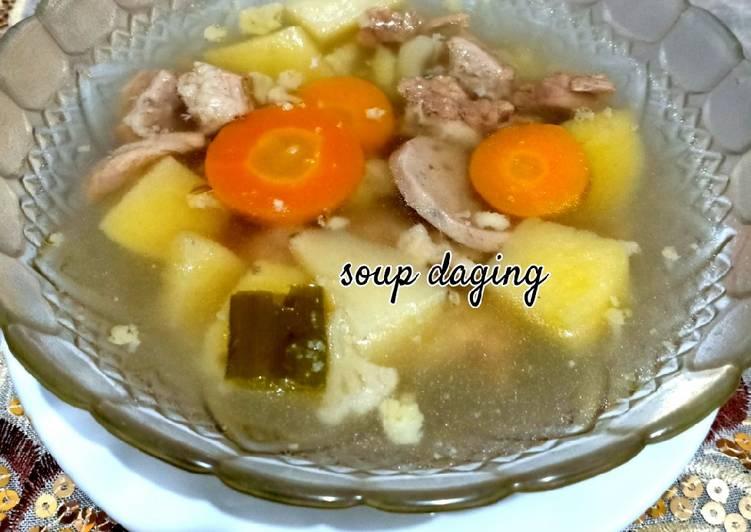 Soup Daging