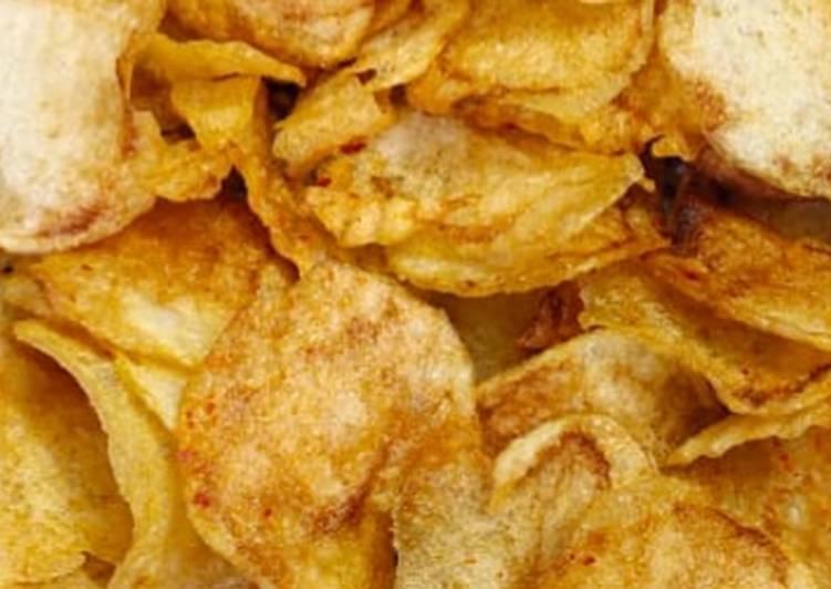 Instant Potato chips