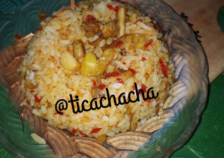 Resep Nasi Goreng Ayam Lezat