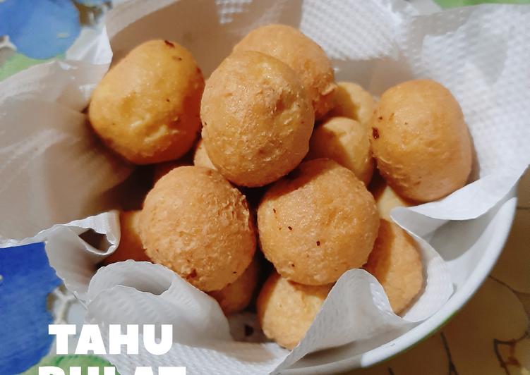 108. Tahu Bulat - cookandrecipe.com