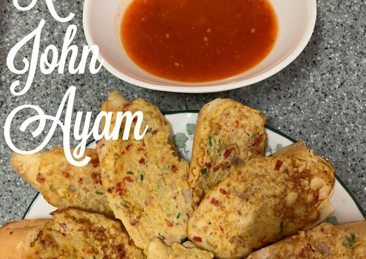 Roti John Ayam - velavinkabakery.com