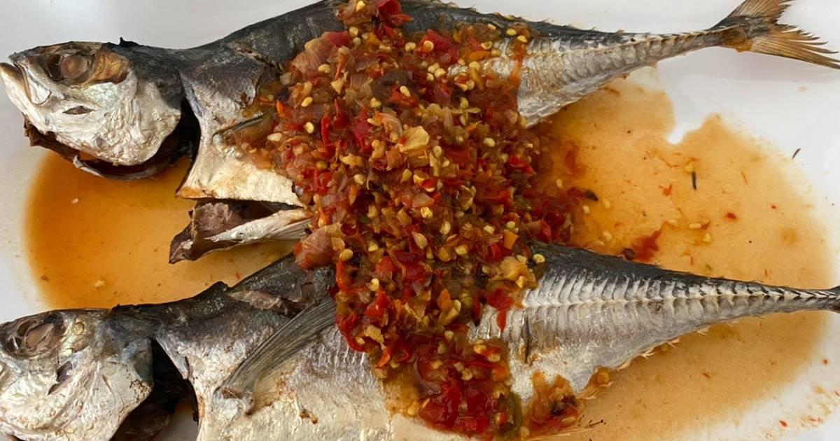 resep makan malam sehat enak  sederhana cookpad Resepi Ikan Tongkol Tanpa Minyak Enak dan Mudah