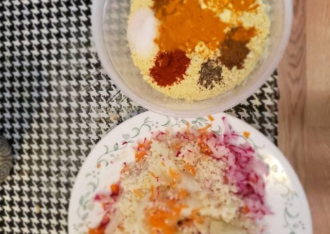 Yummy Mix Veg Pakoras
