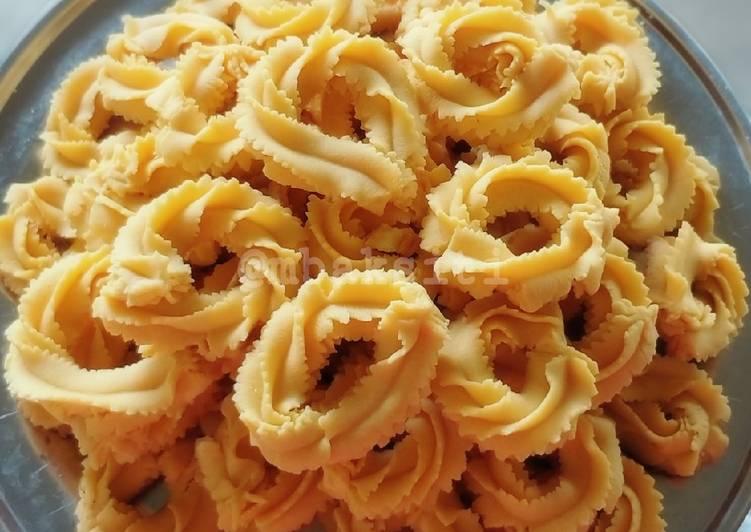 Cookies 3bahan (no oven)