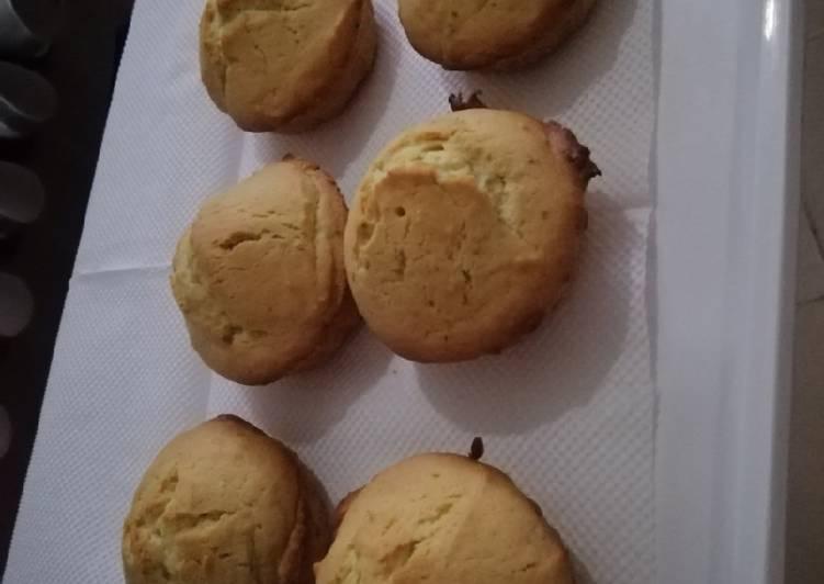 Tets' lemon cup cakes