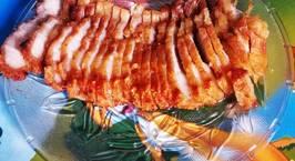 Hình ảnh món Thịt lợn quay giòn bì
