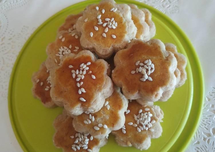 Resep 5. Kue Kacang Tanah Anti Gagal