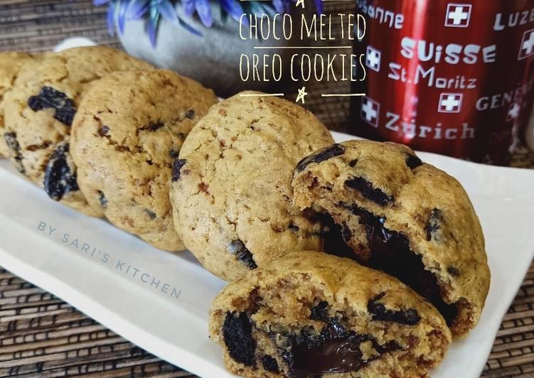 Langkah Mudah untuk Menyiapkan Choco Melted Oreo Cookies yang Bikin Ngiler
