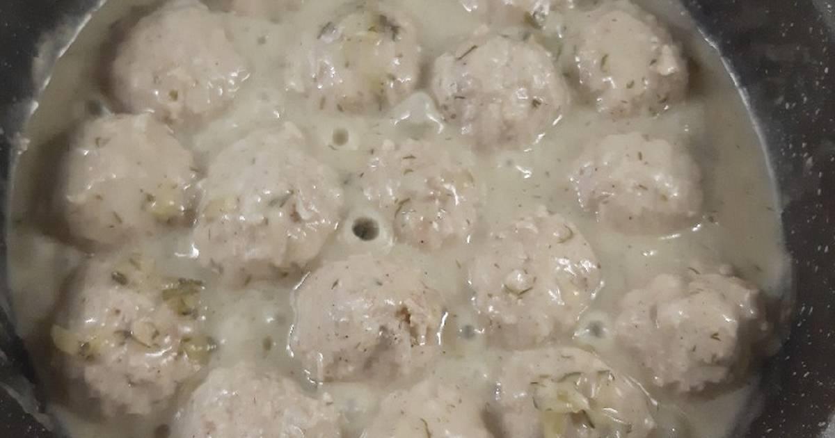 фрикадельки в пароварке рецепт с фото холодным месяцем