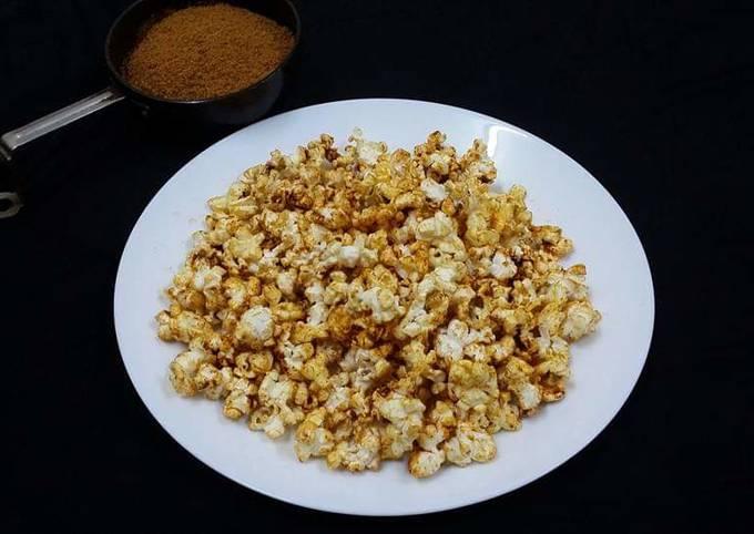 Tandoori Masala Popcorn