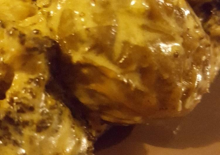 Brocoli/chou de Bruxelle à la moutarde épicée