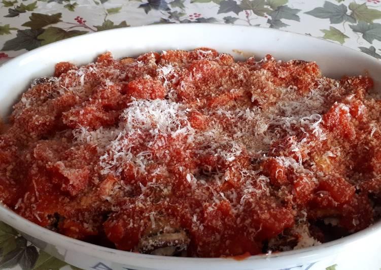 Ricetta Rollè di melanzane