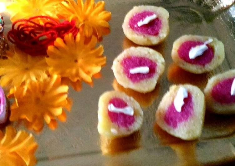 How to Prepare Ultimate Potato and semolina laddu