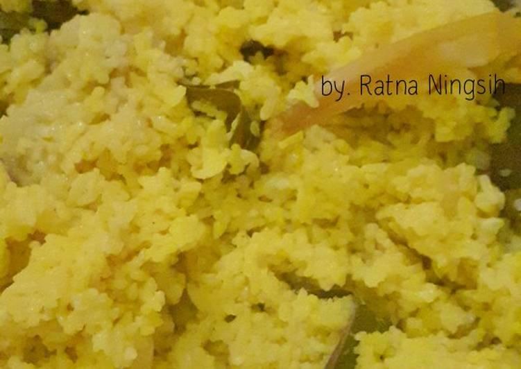 Nasi Kuning Enaknya Poll - cookandrecipe.com