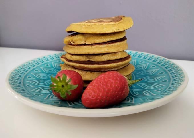 Pancake healthy à IG bas