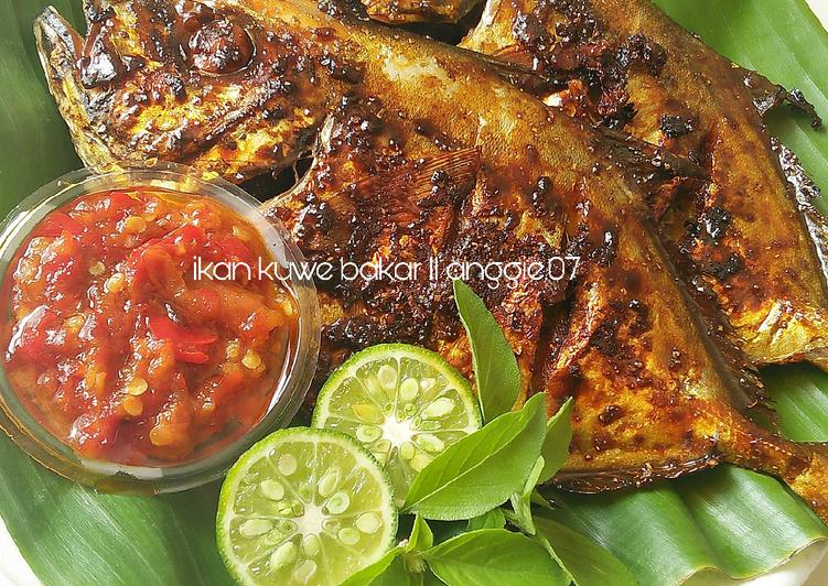 Resep Ikan Kuwe Bakar Oleh Anggie 07 Cookpad