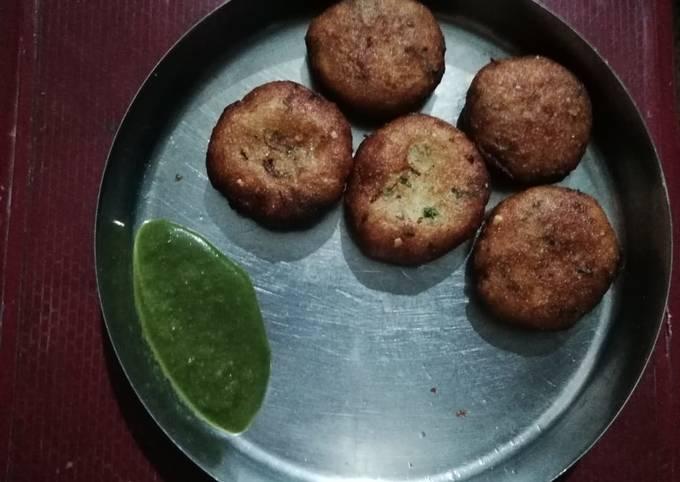 Suran Rajgira Tikki For Upwas